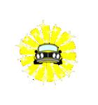 まんまる丸目のハコくんスカちゃん♪(個別スタンプ:30)