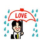 恋するサラリーマン6 春夏イベント編(個別スタンプ:22)