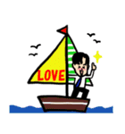 恋するサラリーマン6 春夏イベント編(個別スタンプ:29)