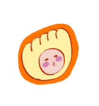 ノースリーブ餃子と仲間たち3(個別スタンプ:40)