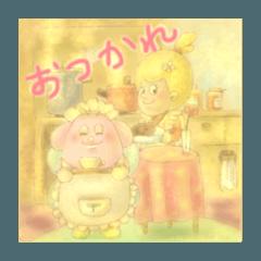 ほっこり『マカロン〜小さな生き物たち〜』