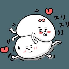 ゆでたまごさん4(LOVE)