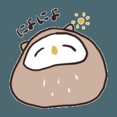 モフクロウ