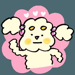 子犬のGOJIBO- ~暮らしのスタンプ~