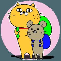 猫とネズミの日々3