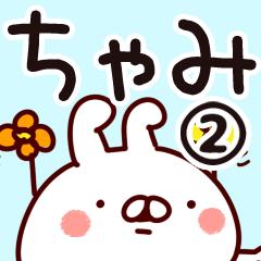 【ちゃみ】専用2
