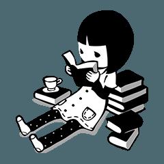 絵子とマフラー猫シロちゃんの日々