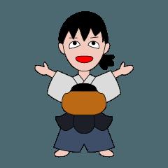 剣道と余暇の時間