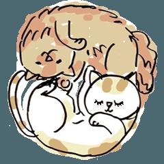花子と金太郎