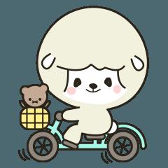 愛犬・ROROちゃん