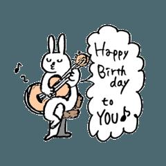 誕生日おめでとう(マジで)