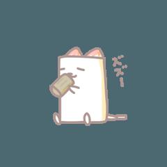 だる筒ネコ