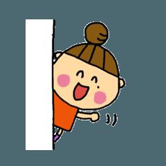 イラストきーちゃんの日常