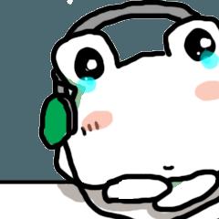 cute frog 「ケロっち」