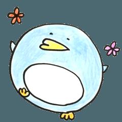 ペンギンのコロちゃん