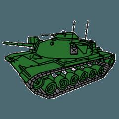 Tank comics V.1