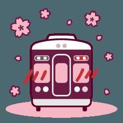 【公式】阪急電車グッズ「Hankyu Densha」3