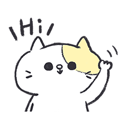 Butter Cat Daily Stickers