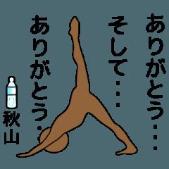 [秋山専用]ヨガとペットボトルと秋山