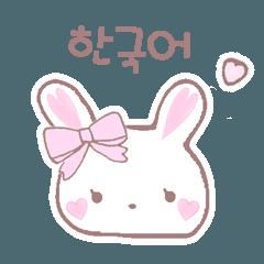 りぼんうさぎ♡はんぐる part.2