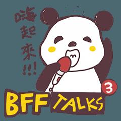 BFF talks 3 ! Panda Friends~