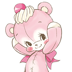 Creamy Bear