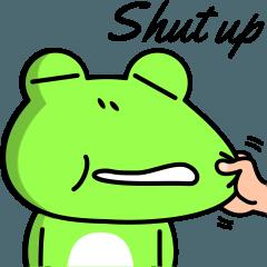 Frog Bo's quack life(English)