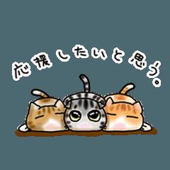 かきはらひとみ ゆる猫すたんぷ2