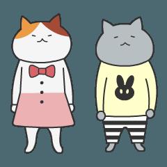 TVアニメ「まめねこ」