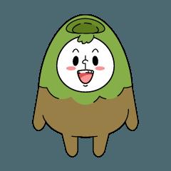 済州島の小さな巨人オルダ。