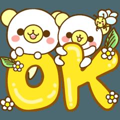 milkybear Honeylemon100% 40se