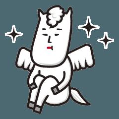 村男III世(白馬村キャラクター)