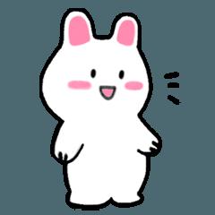 ウサギ komi