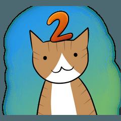 ネコのチャコちゃん2