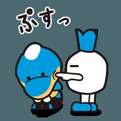 川崎フロンターレ公式2018マスコット