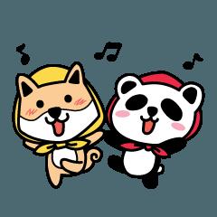 Hwanggu and Panda