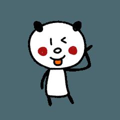 パンダ 基本セット 2