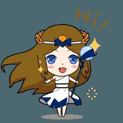 女神メティス