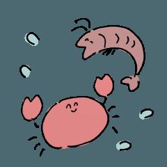 [LINEスタンプ] 毎日すいすいスタンプ (1)
