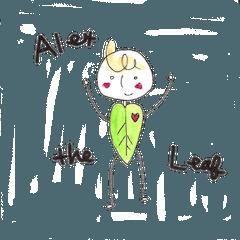 Alex the Leaf