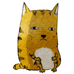 猫のドングリ