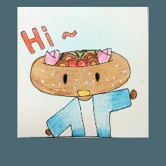 Rain Sandwich