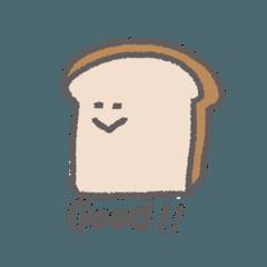 役に立つ食パンです